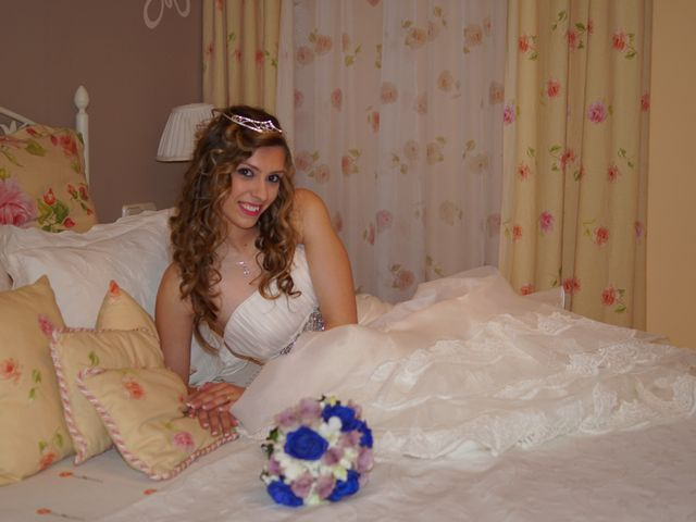 La boda de Abraham  y Sheila en Los Perez (Ayuntamiento Torrevieja), Alicante 20