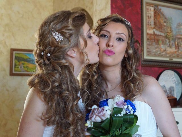 La boda de Abraham  y Sheila en Los Perez (Ayuntamiento Torrevieja), Alicante 21