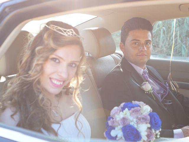 La boda de Abraham  y Sheila en Los Perez (Ayuntamiento Torrevieja), Alicante 25