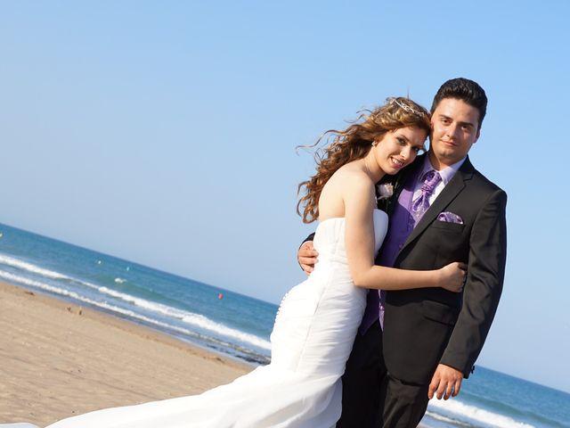 La boda de Abraham  y Sheila en Los Perez (Ayuntamiento Torrevieja), Alicante 26