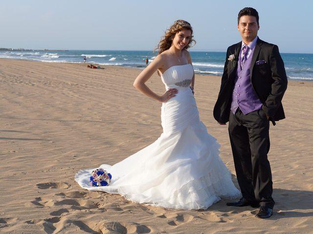 La boda de Abraham  y Sheila en Los Perez (Ayuntamiento Torrevieja), Alicante 29