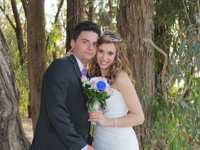 La boda de Abraham  y Sheila en Los Perez (Ayuntamiento Torrevieja), Alicante 32