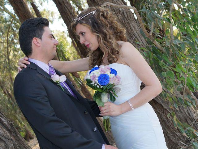 La boda de Abraham  y Sheila en Los Perez (Ayuntamiento Torrevieja), Alicante 33