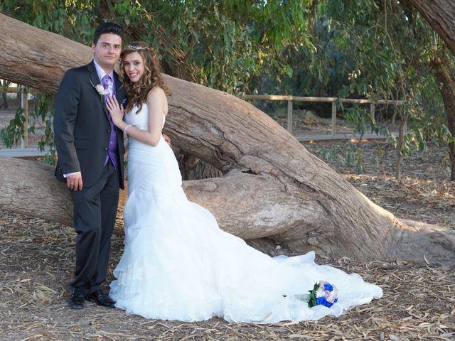 La boda de Abraham  y Sheila en Los Perez (Ayuntamiento Torrevieja), Alicante 35