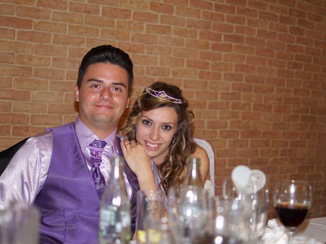 La boda de Abraham  y Sheila en Los Perez (Ayuntamiento Torrevieja), Alicante 48