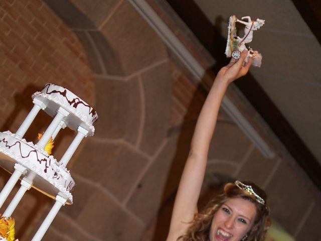 La boda de Abraham  y Sheila en Los Perez (Ayuntamiento Torrevieja), Alicante 49