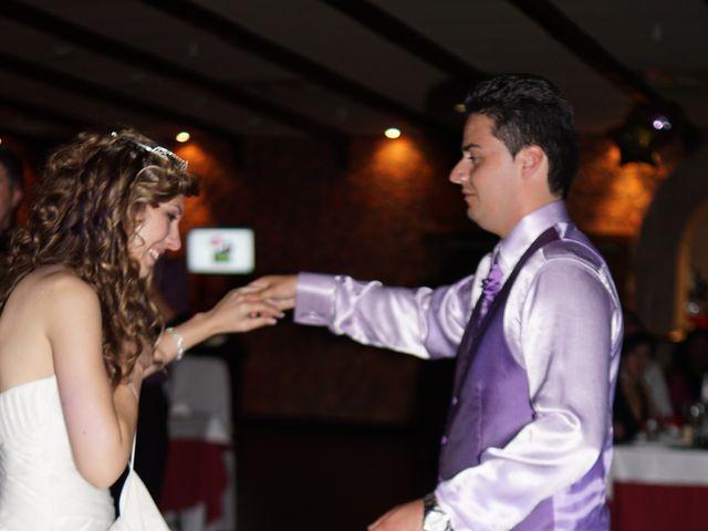 La boda de Abraham  y Sheila en Los Perez (Ayuntamiento Torrevieja), Alicante 54