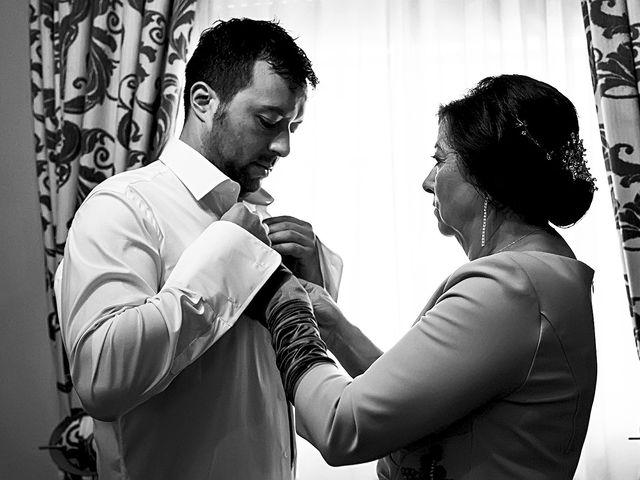 La boda de Pablo y Noly en Chantada (Casco Urbano), Lugo 12