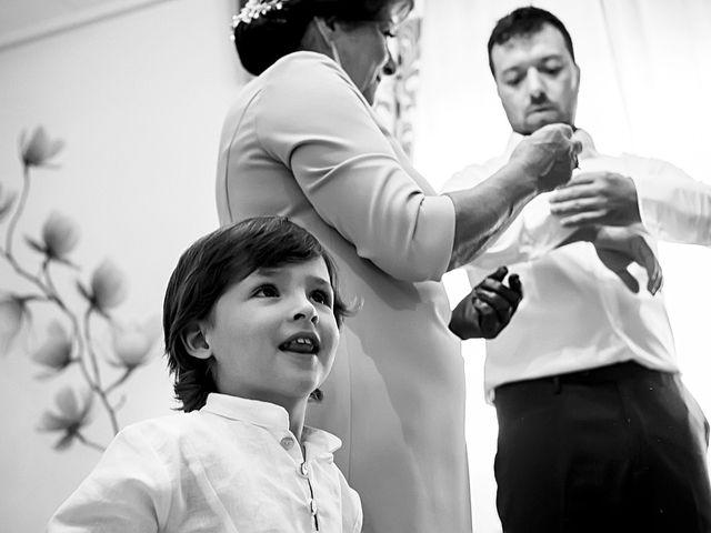 La boda de Pablo y Noly en Chantada (Santa Marina), Lugo 13