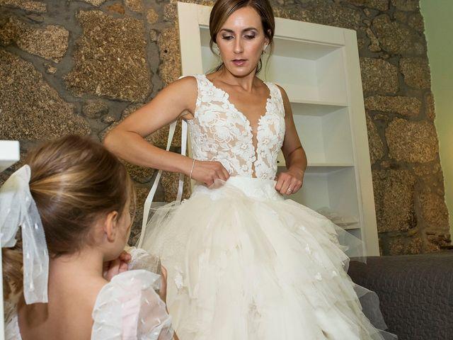La boda de Pablo y Noly en Chantada (Casco Urbano), Lugo 26
