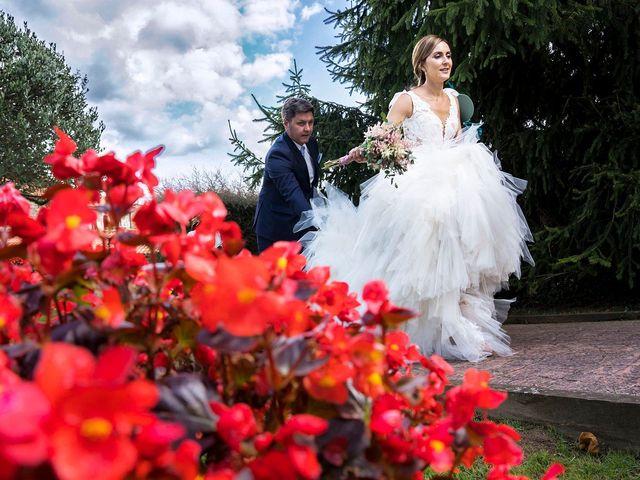 La boda de Pablo y Noly en Chantada (Santa Marina), Lugo 34