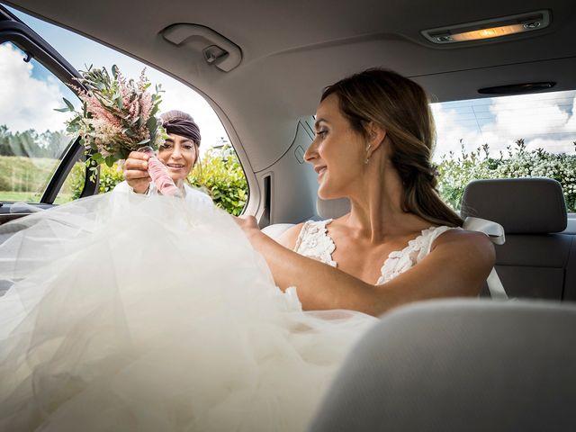 La boda de Pablo y Noly en Chantada (Casco Urbano), Lugo 36