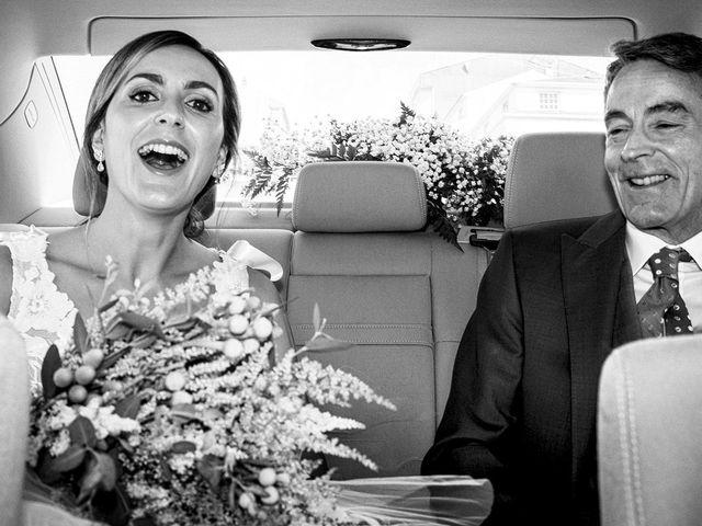 La boda de Pablo y Noly en Chantada (Casco Urbano), Lugo 37