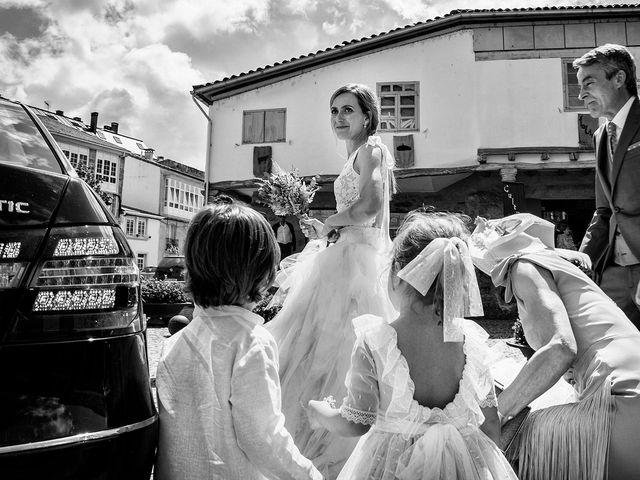 La boda de Pablo y Noly en Chantada (Casco Urbano), Lugo 41
