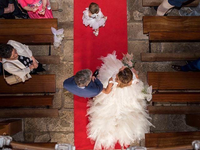 La boda de Pablo y Noly en Chantada (Casco Urbano), Lugo 45
