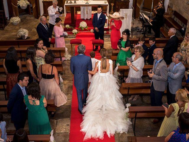 La boda de Pablo y Noly en Chantada (Casco Urbano), Lugo 46