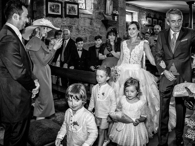 La boda de Pablo y Noly en Chantada (Santa Marina), Lugo 47