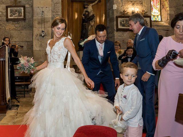 La boda de Pablo y Noly en Chantada (Casco Urbano), Lugo 48