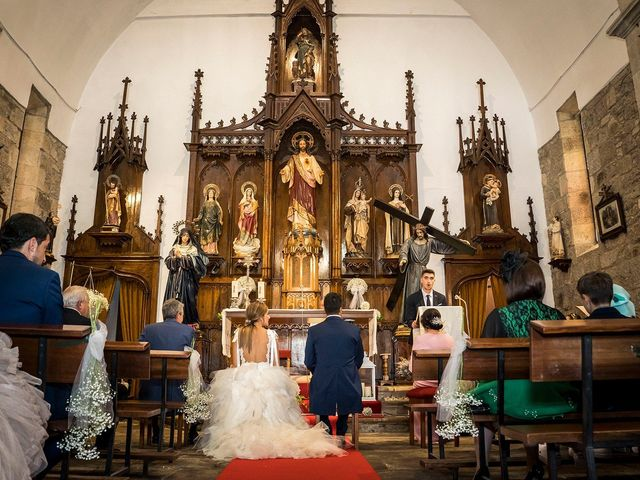 La boda de Pablo y Noly en Chantada (Casco Urbano), Lugo 49