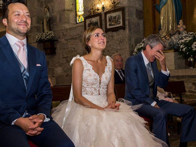 La boda de Pablo y Noly en Chantada (Casco Urbano), Lugo 50