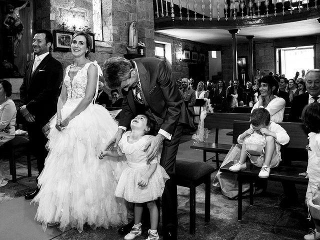 La boda de Pablo y Noly en Chantada (Casco Urbano), Lugo 54