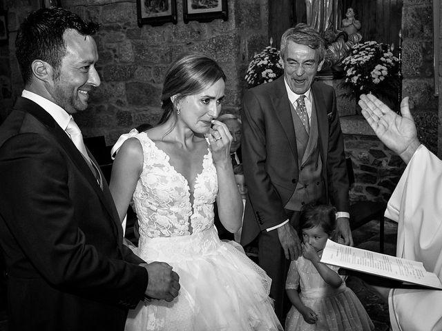 La boda de Pablo y Noly en Chantada (Santa Marina), Lugo 57
