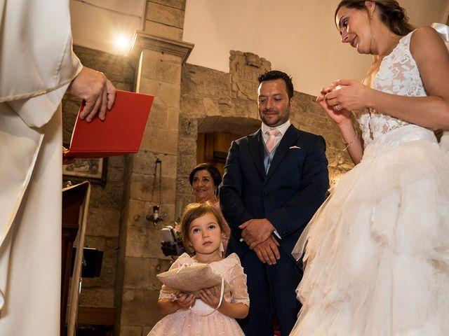 La boda de Pablo y Noly en Chantada (Casco Urbano), Lugo 60