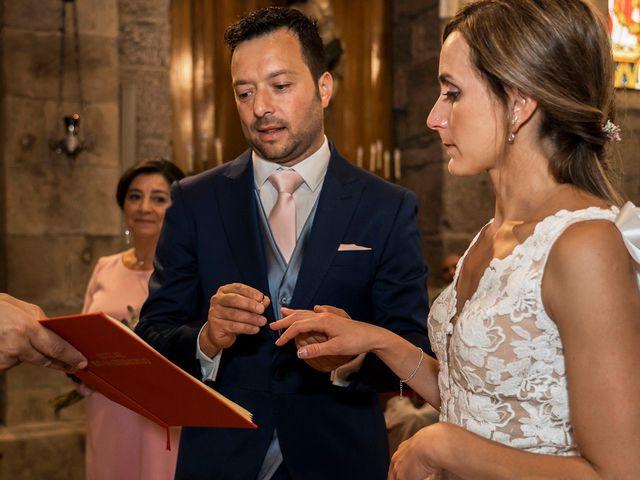 La boda de Pablo y Noly en Chantada (Casco Urbano), Lugo 61