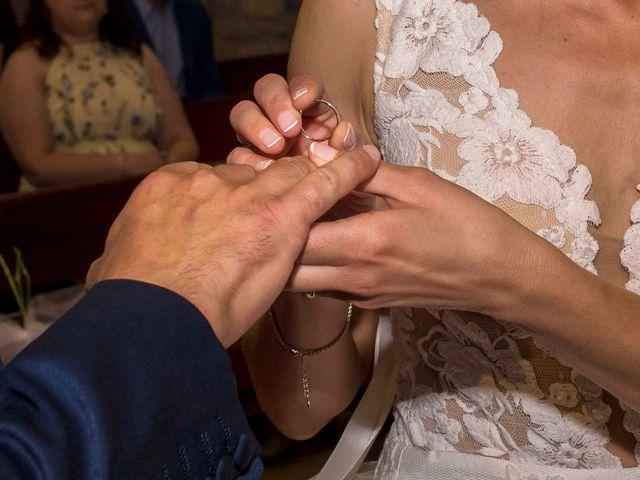 La boda de Pablo y Noly en Chantada (Casco Urbano), Lugo 65
