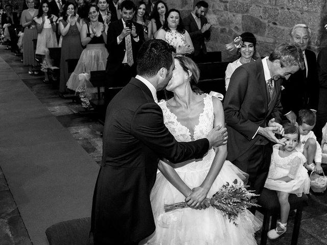 La boda de Pablo y Noly en Chantada (Casco Urbano), Lugo 71