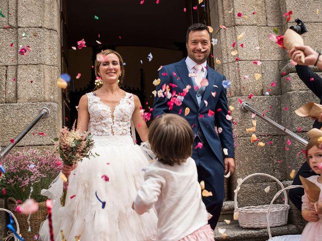 La boda de Pablo y Noly en Chantada (Casco Urbano), Lugo 73