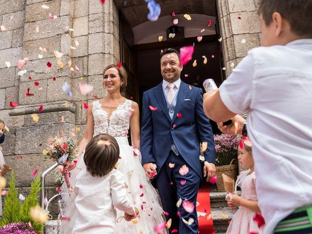 La boda de Pablo y Noly en Chantada (Casco Urbano), Lugo 74