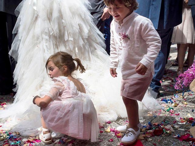 La boda de Pablo y Noly en Chantada (Casco Urbano), Lugo 75