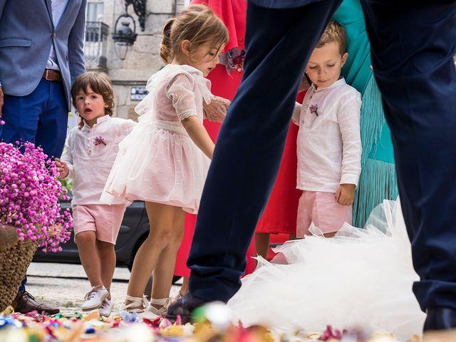 La boda de Pablo y Noly en Chantada (Santa Marina), Lugo 76