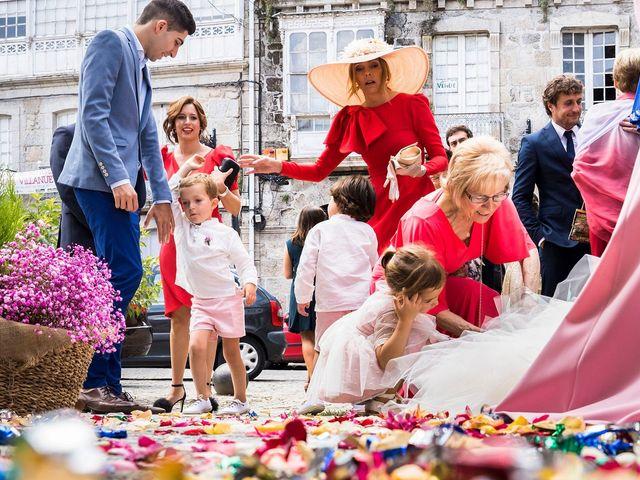 La boda de Pablo y Noly en Chantada (Casco Urbano), Lugo 77