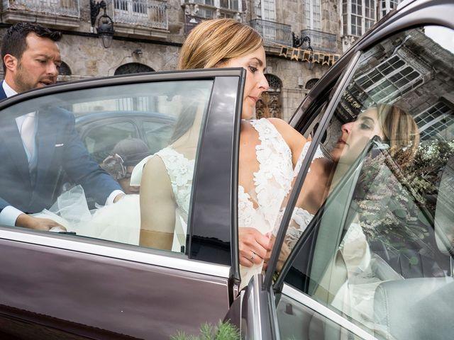 La boda de Pablo y Noly en Chantada (Casco Urbano), Lugo 78