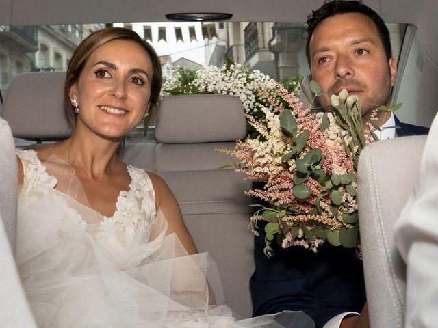 La boda de Pablo y Noly en Chantada (Casco Urbano), Lugo 79