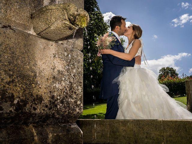 La boda de Pablo y Noly en Chantada (Casco Urbano), Lugo 80