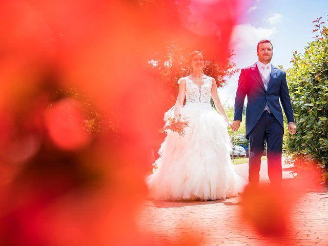 La boda de Pablo y Noly en Chantada (Casco Urbano), Lugo 83