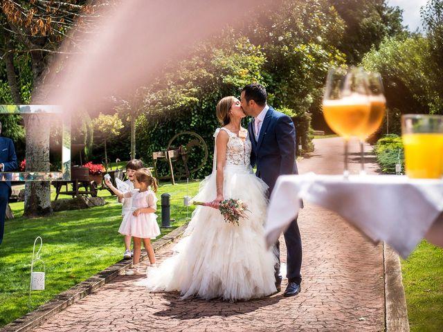 La boda de Pablo y Noly en Chantada (Casco Urbano), Lugo 85