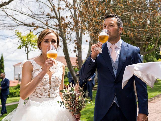 La boda de Pablo y Noly en Chantada (Casco Urbano), Lugo 86