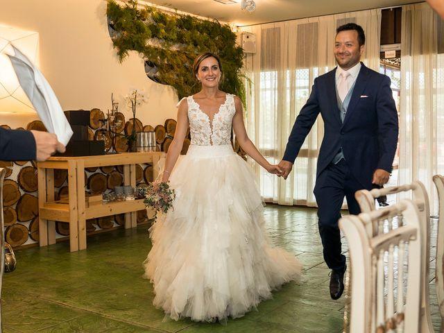 La boda de Pablo y Noly en Chantada (Casco Urbano), Lugo 88