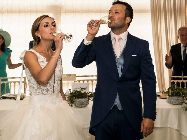 La boda de Pablo y Noly en Chantada (Casco Urbano), Lugo 89