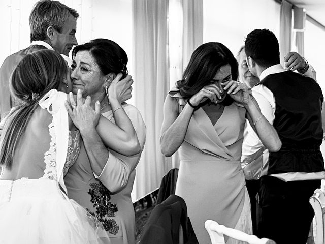 La boda de Pablo y Noly en Chantada (Casco Urbano), Lugo 100