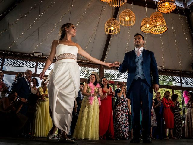 La boda de Pablo y Noly en Chantada (Casco Urbano), Lugo 112