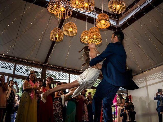 La boda de Pablo y Noly en Chantada (Santa Marina), Lugo 114