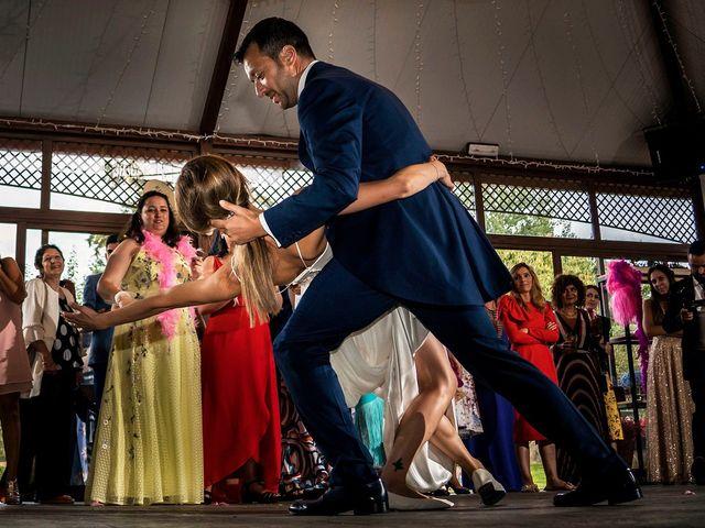 La boda de Pablo y Noly en Chantada (Santa Marina), Lugo 115