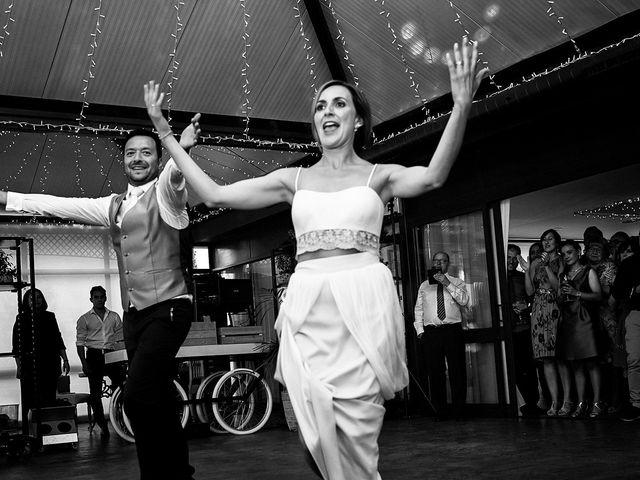 La boda de Pablo y Noly en Chantada (Casco Urbano), Lugo 126