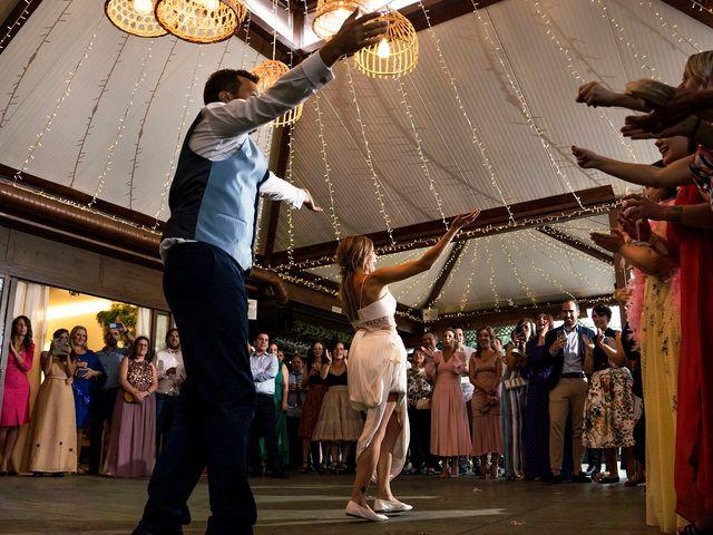 La boda de Pablo y Noly en Chantada (Casco Urbano), Lugo 127