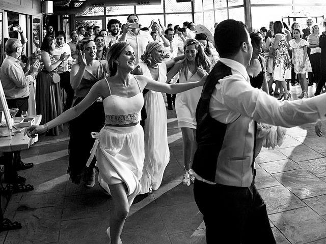 La boda de Pablo y Noly en Chantada (Casco Urbano), Lugo 128